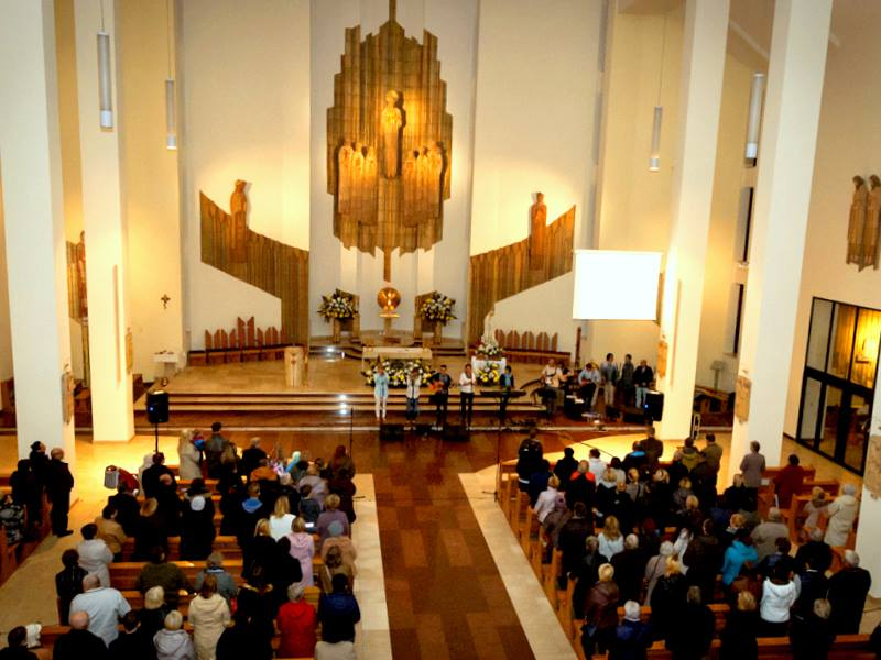 Relacja z Niedzieli Miłosierdzia w Kętach