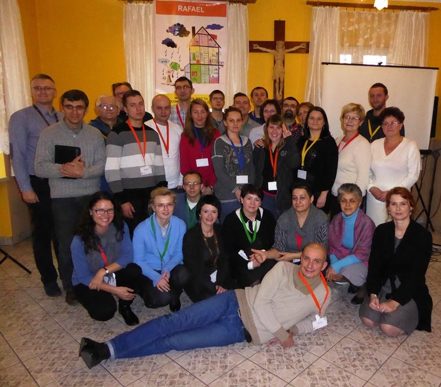 Kurs Rafael, 10 – 12 listopad 2016, Lipnik