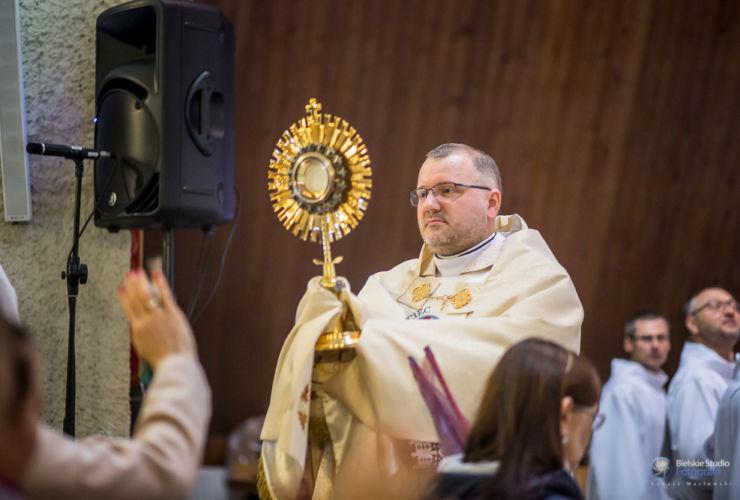 Eucharystia i modlitwa o uzdrowienie – Pszczyna