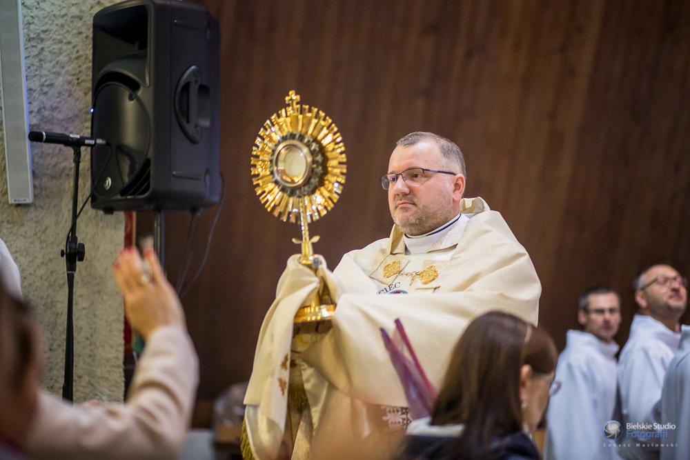 Eucharystia i modlitwa o uzdrowienie – Kozy