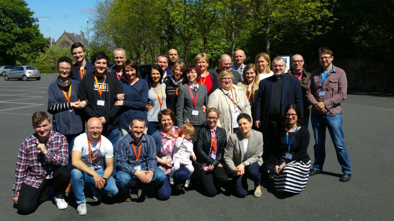 Kurs Nowe Życie, 6 – 7 maja 2017, Lancaster – Wielka Brytania