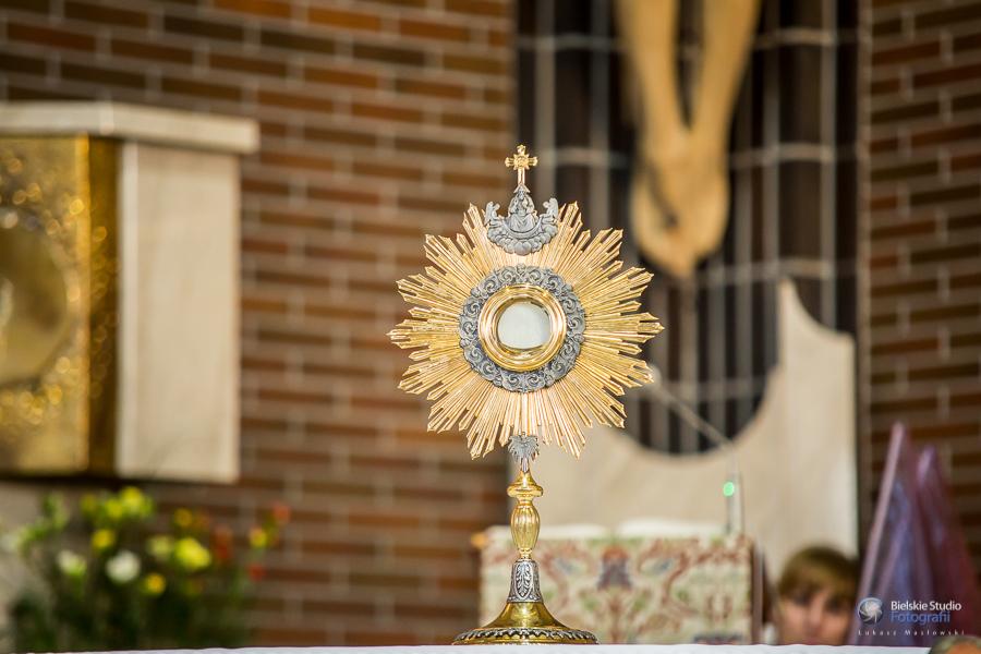 Eucharystia i modlitwa o uzdrowienie w Czechowicach -Dziedzicach
