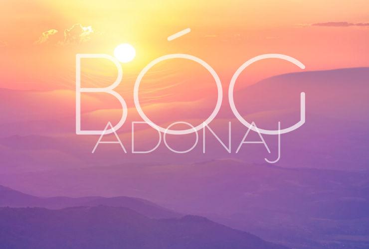 Bóg Adonaj – płyta zespołu SECiM