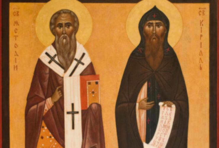 Eucharystia i modlitwa o uzdrowienie pod patronatem Cyryla i Metodego