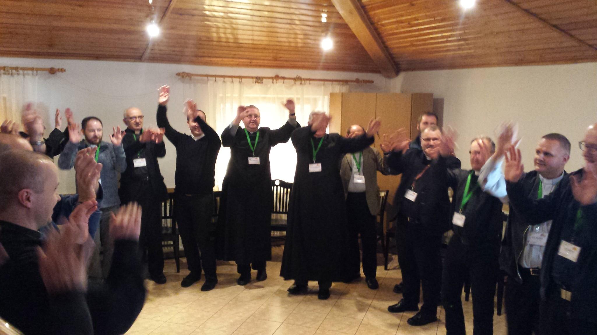 Kurs Siedmioro Młodych z Ewangelii (dla kapłanów) 13-16 listopad 2017, Bystra