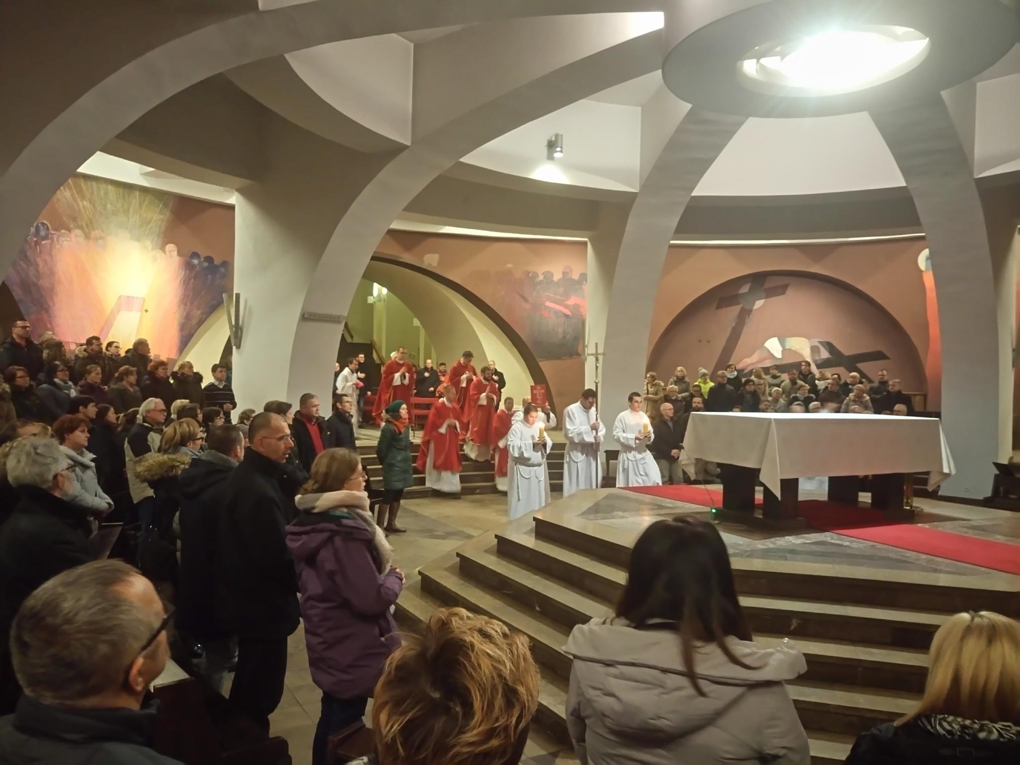 Spotkanie Szkół Św. Andrzeja w Katowicach
