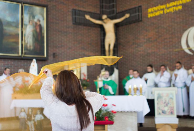 Eucharystia i modlitwa o uzdrowienie
