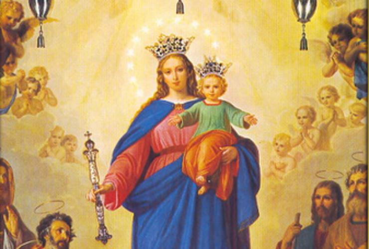 Maryjo Wspomożenie Wiernych – módl się za nami!
