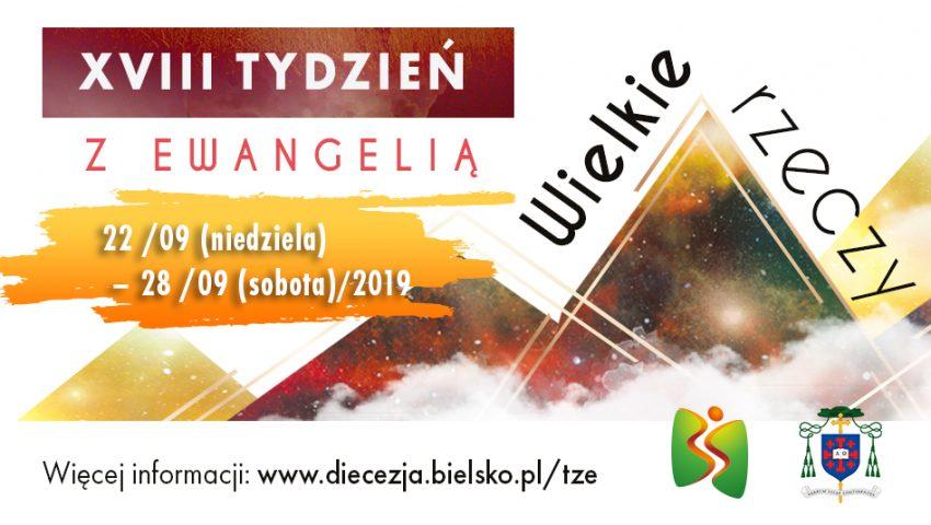 XVIII Tydzień z Ewangelią w Bielsku-Białej
