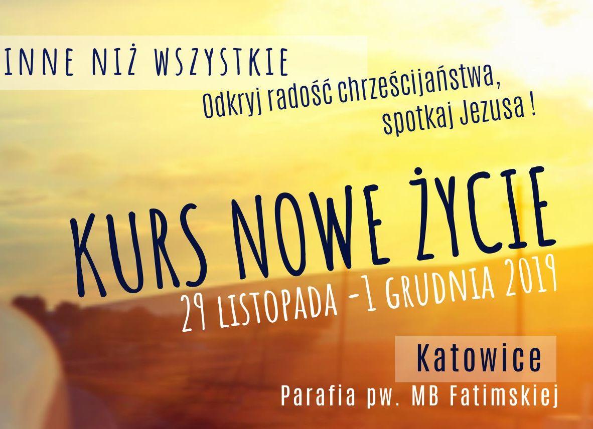 Kurs Nowe Życie – Katowice