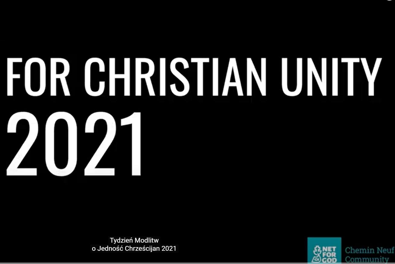 Tydzień Powszechnej Modlitwy o Jedność Chrześcijan