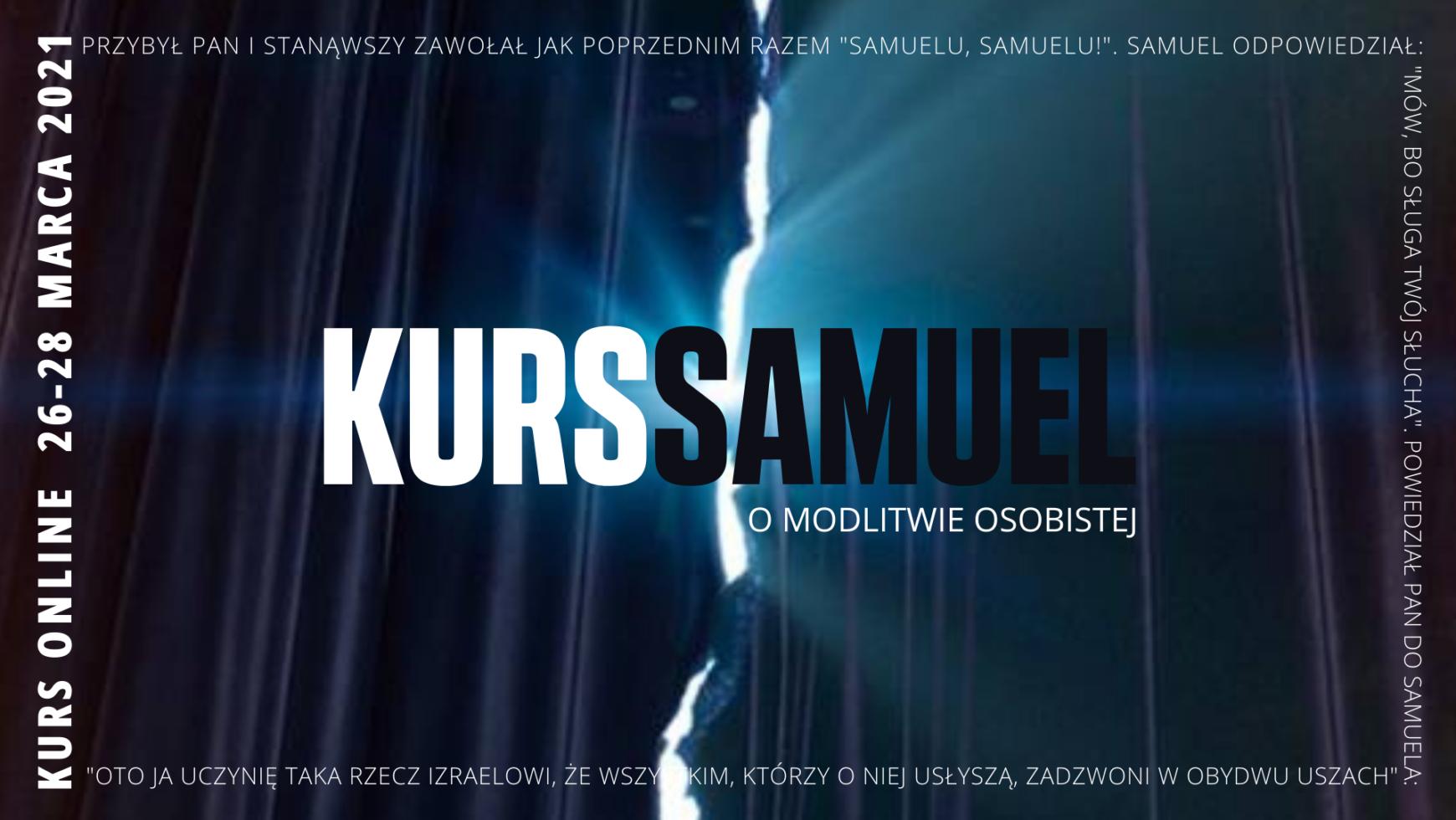 Kurs Samuel, Online