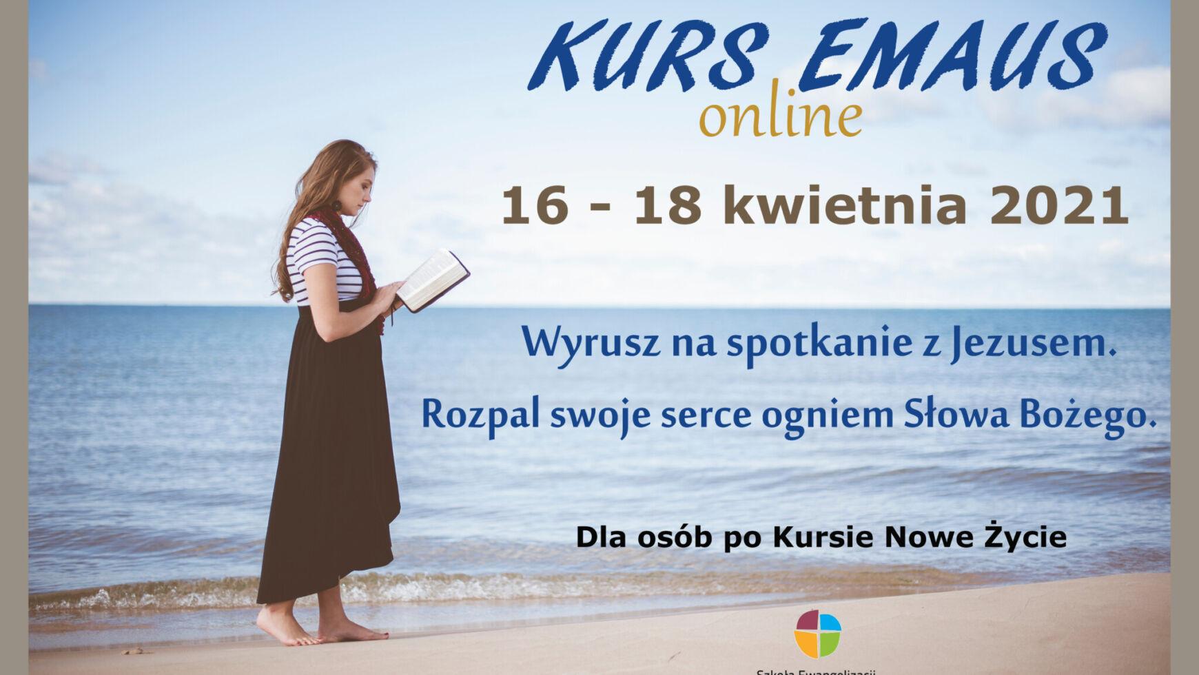 Kurs Emaus, Online