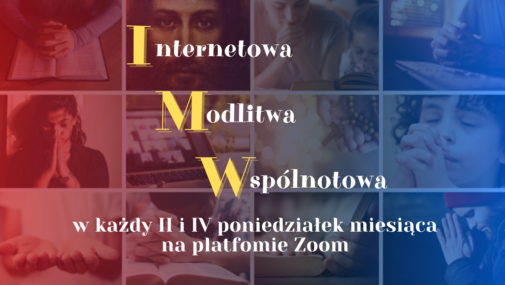 IMW – Internetowa Modlitwa Wspólnotowa
