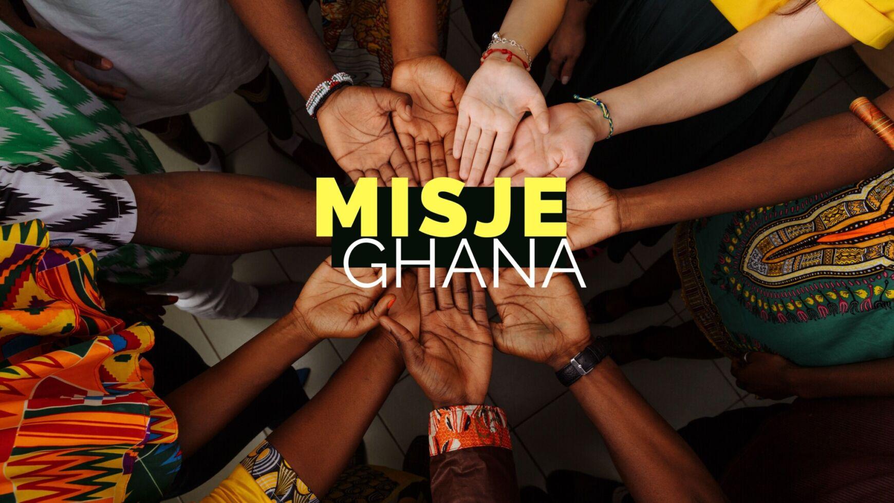 MISJE SECiM, to już 3 miesiące w GHANIE!